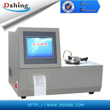 DSHD-5208D Rapid Low-temperature Closed Cup Flash Point Tester