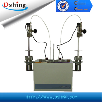 DSHD-8018D Gasoline Oxidation Stability Tester(Induction Period Method)