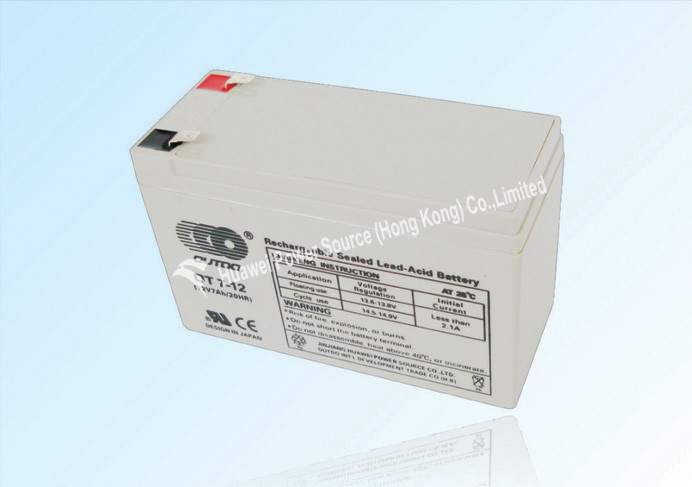 OUTDO Battery / VRLA Battery / alarm Battery / SMF battery / SLA battery / AGM battery 12V 7Ah