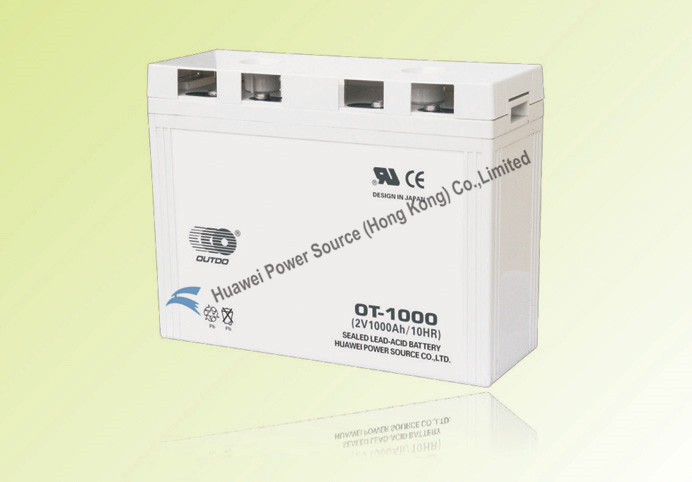 OUTDO Battery / OPZV Battery / VRLA Battery / maintenance free battery 2V 1000Ah