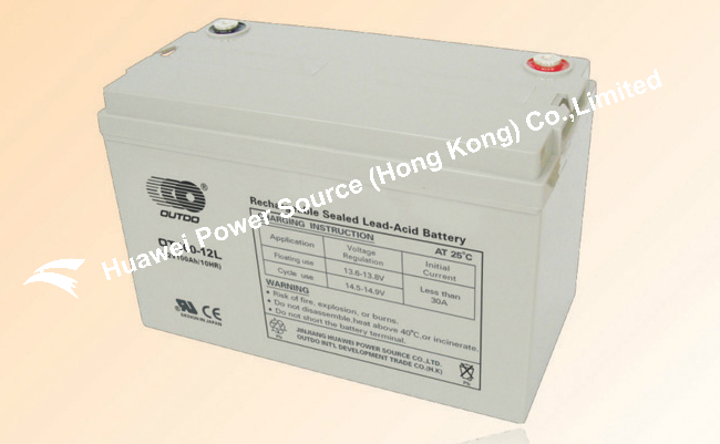 12v gel battery / 12v solar battery / 12v deep cycle battery /12V 100Ah(GEL)
