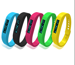 Smart Bluetooth Handsfree shock watches message alerts to remind anti lost mobile phone companion