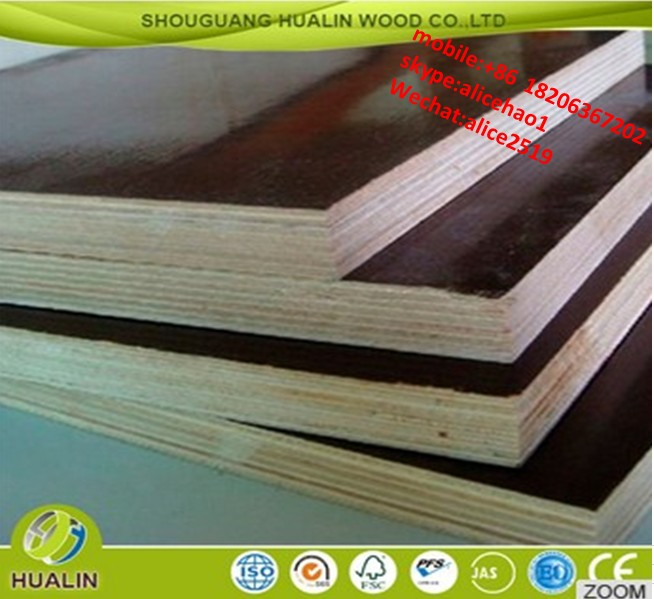 concrete formwork film faced plywood formwork system