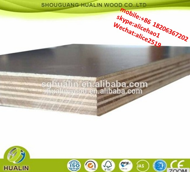 18mm plywood / 18mm film faced plywood for construction