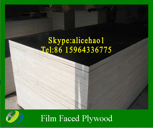Hot selling film faced plywood indonesia with CE certificate