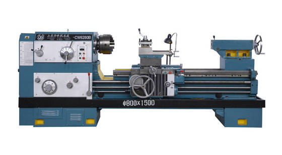CNC pipe threading lathe