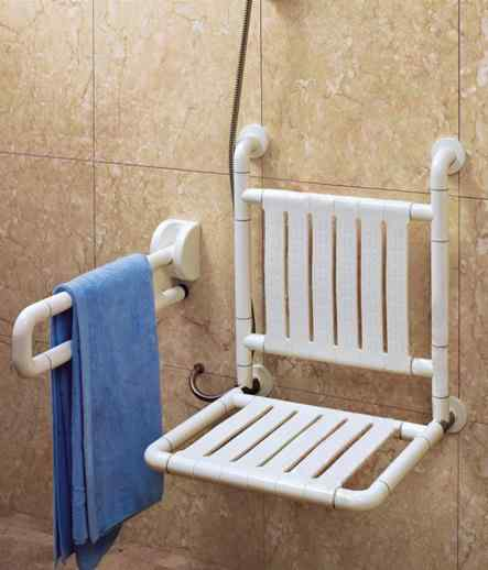Shower Room Seats
