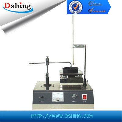DSHD-0633 Liquid Petroleum Asphalt Flash Point Tester (Tag Open Cup Method)