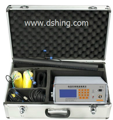 DSHF600 Full Automatic Natural VLF Water Detector