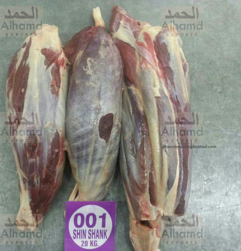 Shank Buffalo Meat