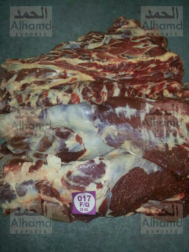 F/Q Frozen Buffalo Meat