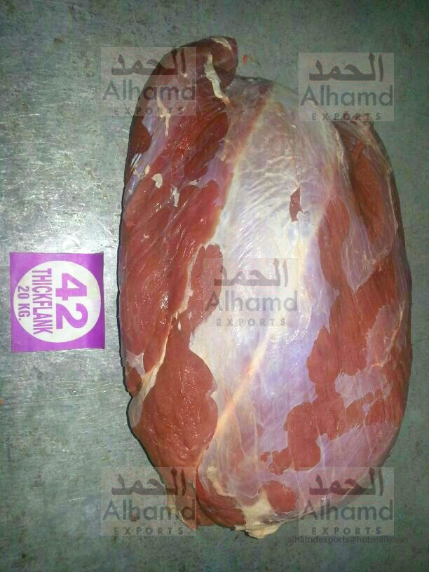 Thickflank Buffalo Meat