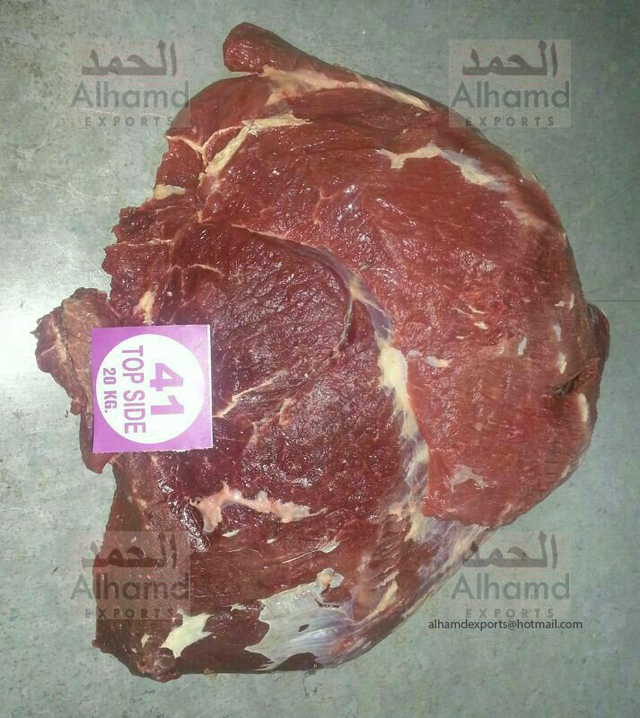 Topside Buffalo Meat