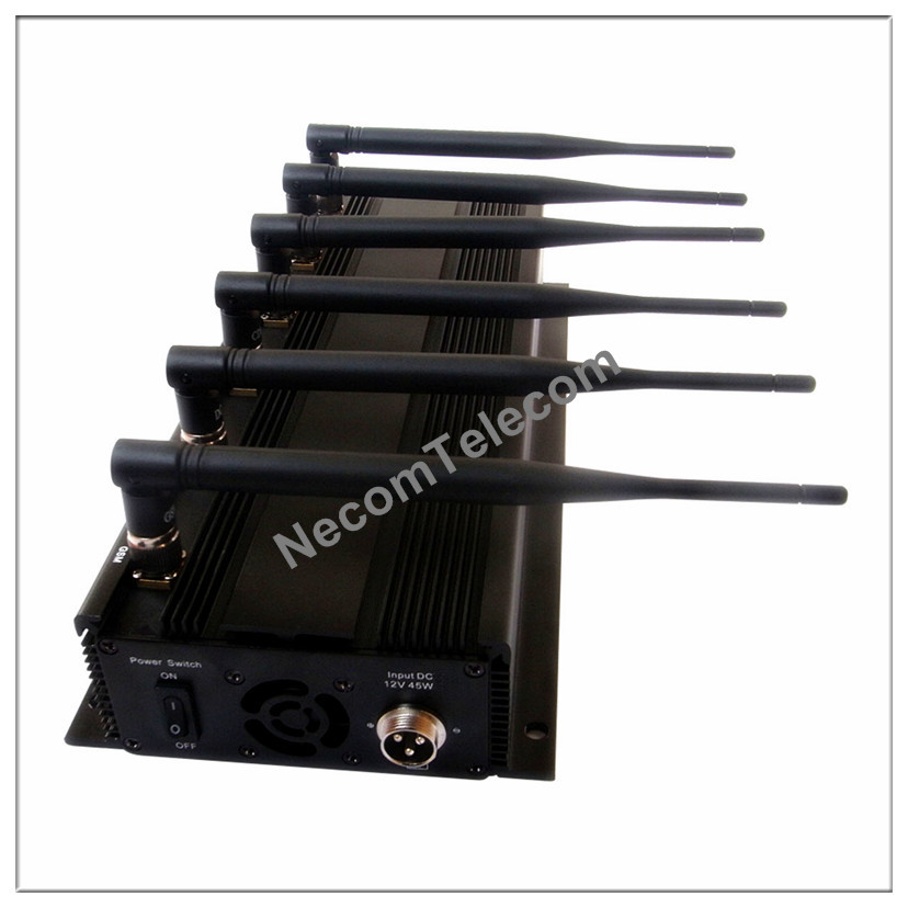 Six Antenna for all Cellular GPS,Lojack,Alarm Jammer system