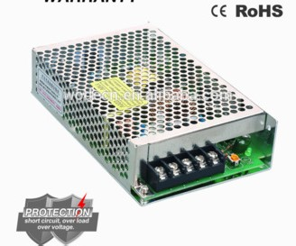100W AC to DC switching mode power supply