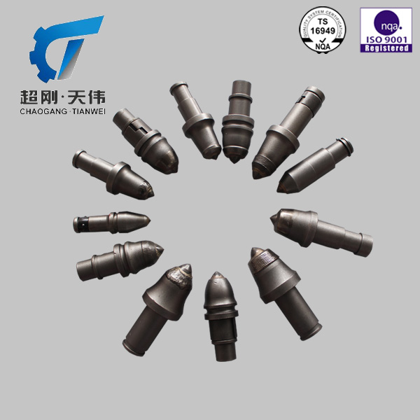 ISO 9001Top quality Cutting pick Drill bits Mining machinery accessory