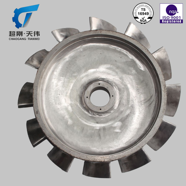 mining part mining impeller OEM casting