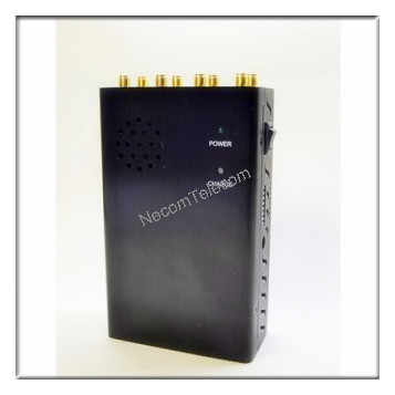 CPJP8 Portable Eight Antenna for all Cellular, GPS, Lojack, Alarm Jammer system