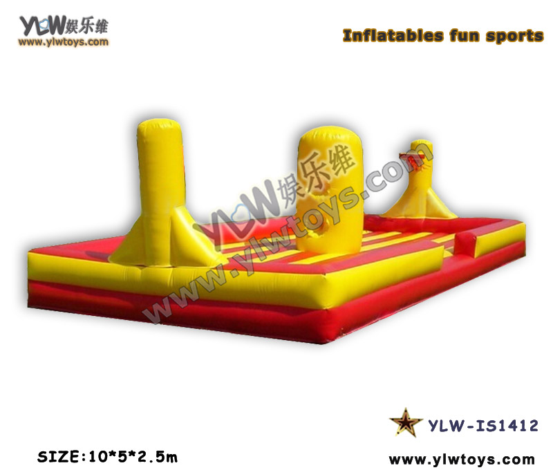inflatable playground park,competitive sport toys,amusement playground for competition