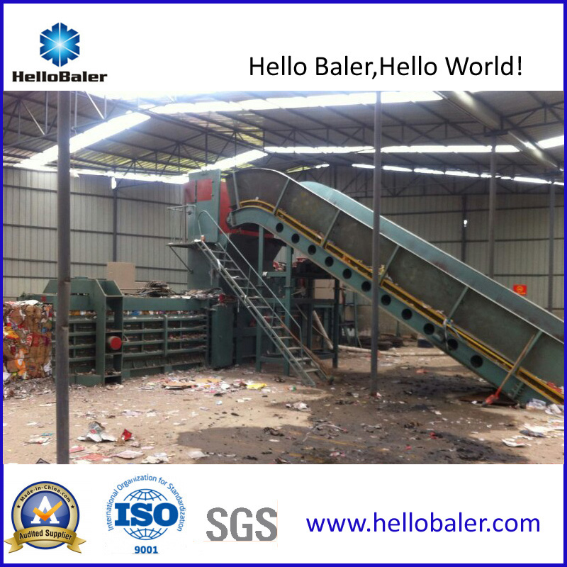 Hellobaler Automatic Waste Paper Balers13-20