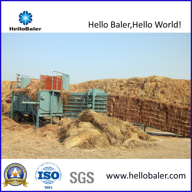 Hellobaler Automatic Hmst3-1 Straw Baler