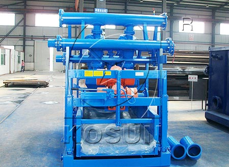 KOSUN Oil Solids Control Mud Cleaner