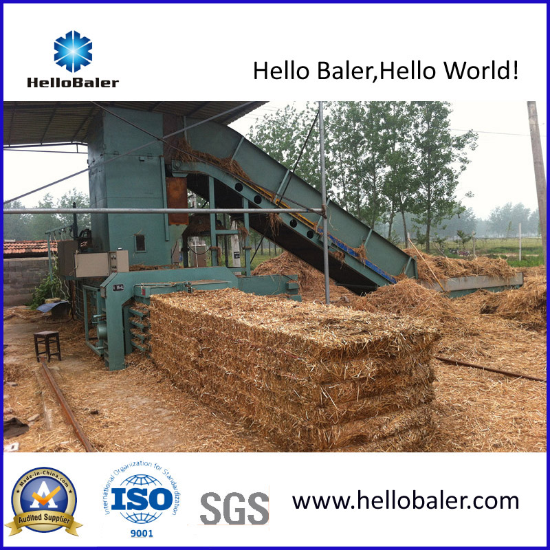 Hellobaler Hmst3-1 Semi-Automatic Straw Balers