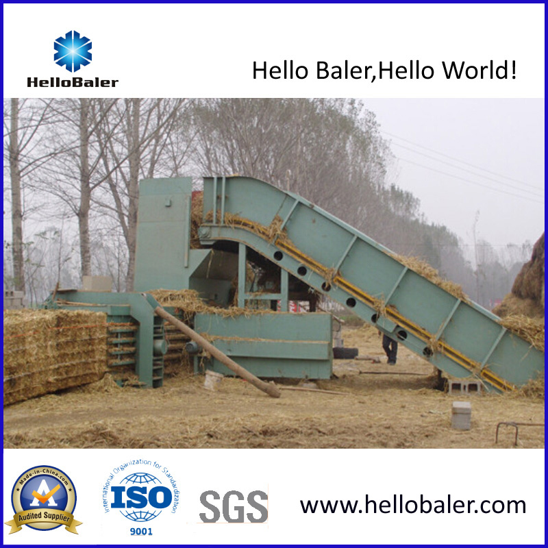 Hellobaler Hmst3-2 Semi-Automatic Straw Balers