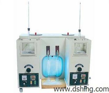 DSHD-510E Solidifying Point&Cold Filter Plugging Point Tester