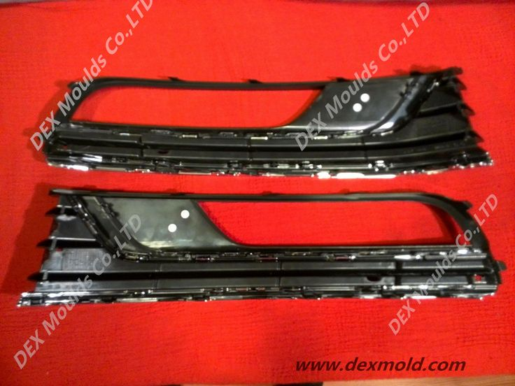 Automotive parts, car bumper, automobile component, car interior parts