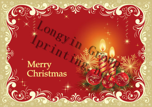 2014 Christmas Card,Card Printing,Make Holiday Card