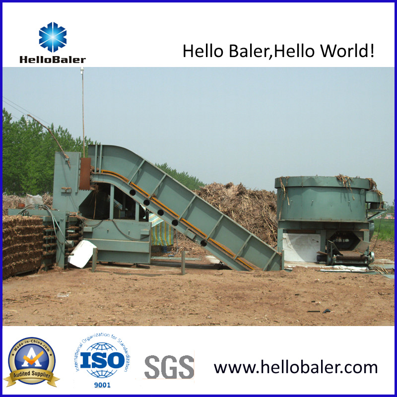 Hello Baler Hfst5-6 Automatic Hay Baler