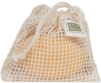 Cotton Mesh Drawstring Bag/ Jewelry Cotton Pouch/ Grain Bag