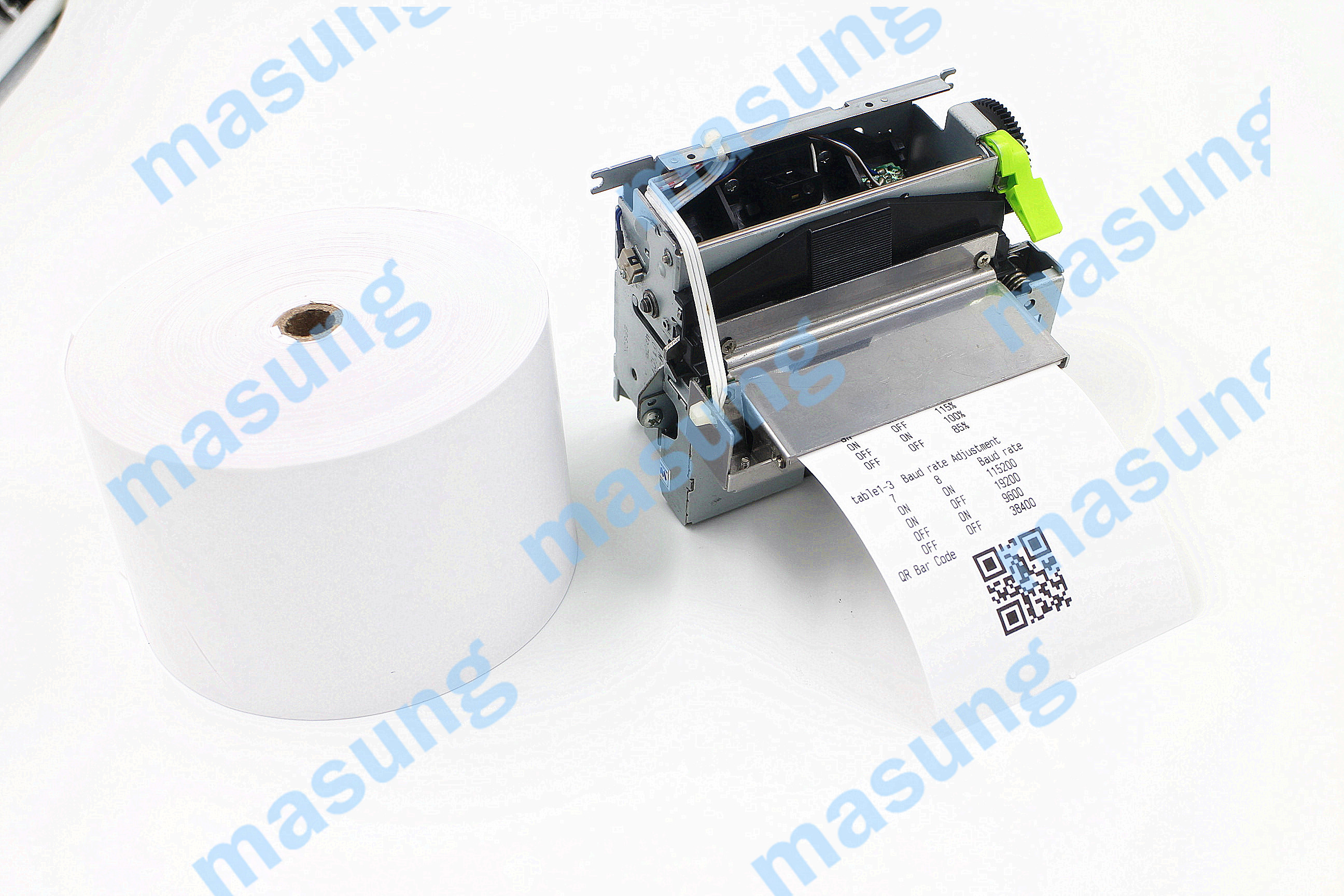 3 inch panel mount printers