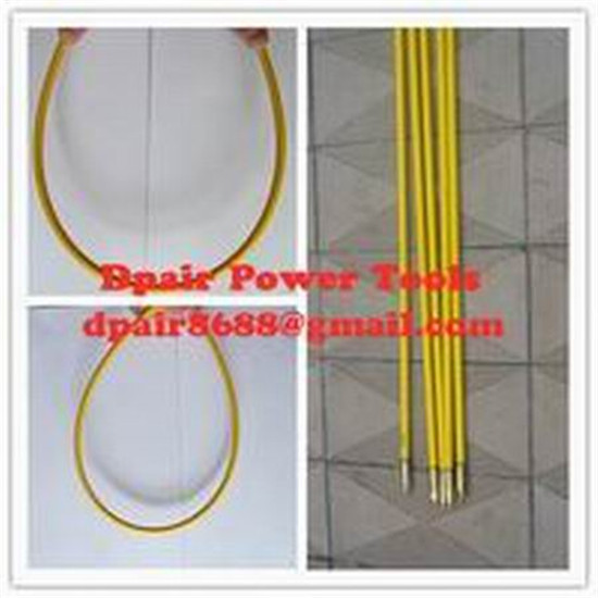 frp duct rod,Fiberglass rod,Fiberglass Fish Tapes,Fish tape
