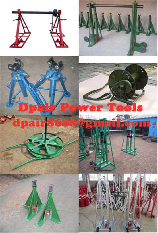 Sales Cable Drum Jacks,Cable Drum Handling,best Cable Drum Lifting Jacks