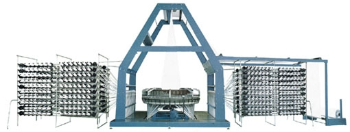 PP/PE container bag making machine