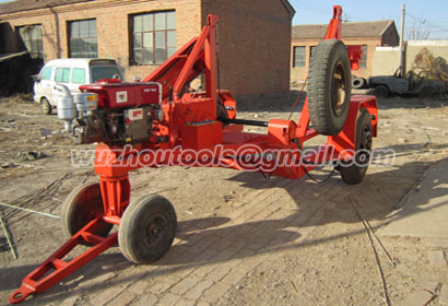 Cable Reels,Cable reel carrier trailer