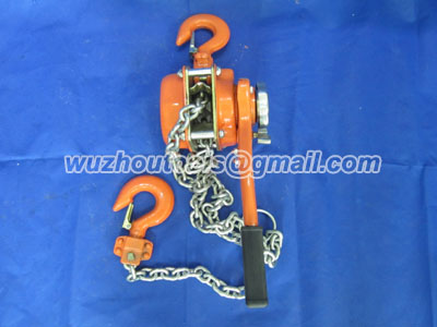 Puller ,Ratchet Chain Hoist 3/4 Ton Lever Block Winch