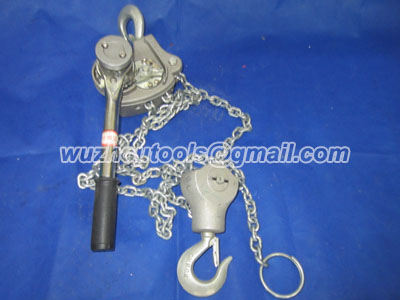 Chain Hoist,3 Ton Manual Hoists/Ratchet Puller