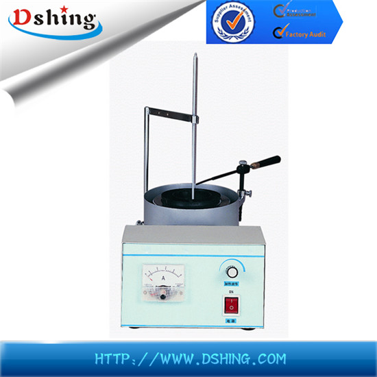 DSHD-267 Open Cup Flash Point Tester