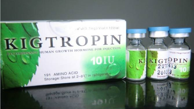 Rigtropin Hygetropin 100%Original HGH Factory Price Safe Express