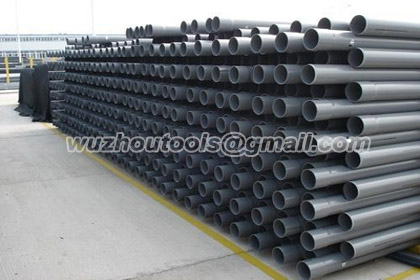 PVC-U pipe for drainage, high strength uPVC pipe