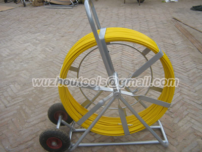 Rodding cane for Fibre Optic cable laying & Accessories