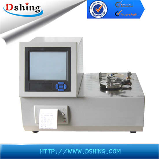 DSHD-5208A Rapid High-temperature Closed Cup Flash Point Tester