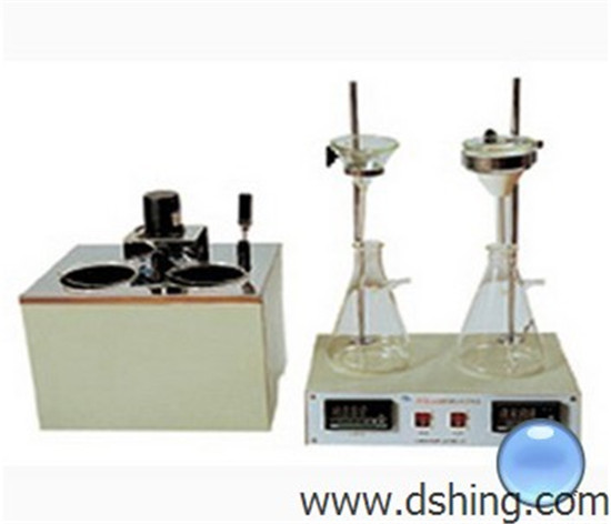 DSHD-511B Mechanical Impurity Tester
