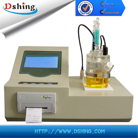 DSHD-2122B Automatic Karl Fischer Titrator