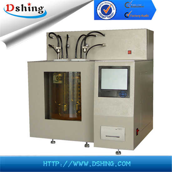 DSHD-265H-1 Automatic Kinematic Viscometer