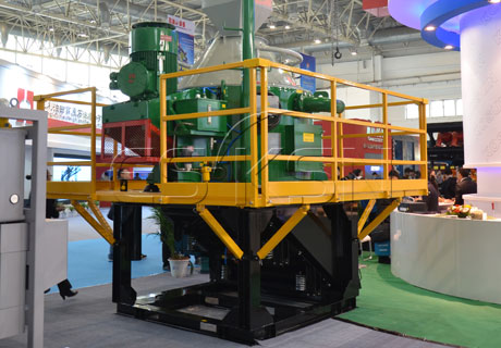 Vertical Cutting Dryer for Oil Drilling
