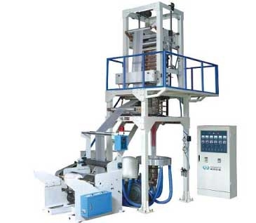H/LDPE plastic film blowing machine